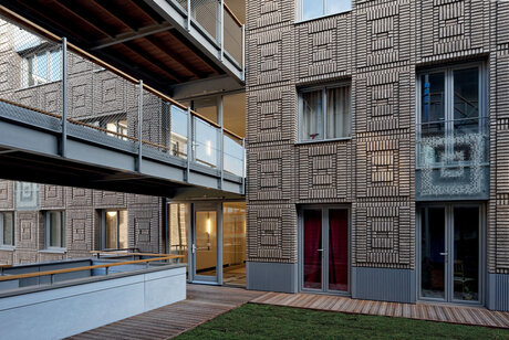 Residental/Project Bloemhof located in Groningen, the Netherlands
